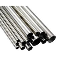 Wholesale W.T. 3 - 15mm Nickel Alloy Tube for Shipbuilding Chemical ASTM B161 B163 B165 from china suppliers