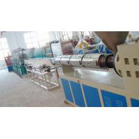 Wholesale 130kw Plastic Profile Extrusion Line for PS Foamed Skirting Board from china suppliers