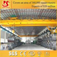 Wholesale Thailand Customized Double Girder overhead Crane from china suppliers