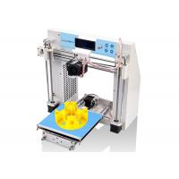 Wholesale High Resolution 3D Printer Machine , DIY Metal Reprap Prusa 3D Printer from china suppliers