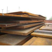 Ss330 Ss400 Ss490 Ss540 Carbon / Alloy Steel Plate 1500 - 4100mm Width