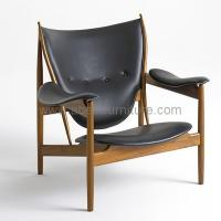 Wholesale replica modern classic furniture Finn Juhl Chieftains Chair from china suppliers