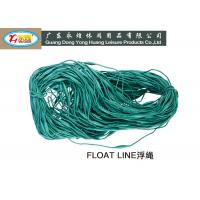 Wholesale 75MM Length Fishing Net Lead Weights , 3PCS - 5PCS / meter float fishing line from china suppliers