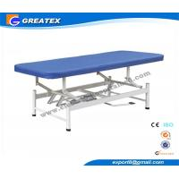Wholesale Hydraulic Patient Medical Examination Couch / Chair with long lasting reliability from china suppliers