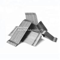Wholesale Glued Hooked End Steel Fiber Used In Concrete For Shotcrete ELT-65/35 from china suppliers