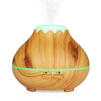 Wholesale 150ml Mini Aroma Essential Oil Diffuser Ultrasonic Cool Mist Humidifier with 7 Color LED Lights Changing for Bedroom Off from china suppliers