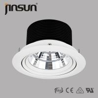Wholesale CITIZEN LED COB Downlight  tiltable downlight spotlight track light 3000lm 40w high power from china suppliers