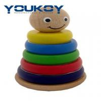 Wholesale Wooden Educational Stacking Toys for Kids(WT1083) from china suppliers