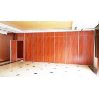 Wholesale Modern Decorative Movable Sliding Sound Proof Partitions , Foldable Room Divider from china suppliers