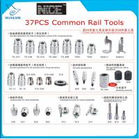 Wholesale 37pcs/set Common Rail Injector Tools and Accessories Common Rail Repairing Tools from china suppliers