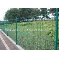 Wholesale Multi Function Anti Climb Wire Mesh Fencing Convenient Operation For Backyard from china suppliers
