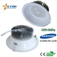 Buy cheap 50W Samsung 5630  Led Recessed Ceiling Downlights Fireproof PBT Cover from wholesalers