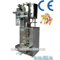 Wholesale plastic soft tube jelly / ice pop packing machine from china suppliers