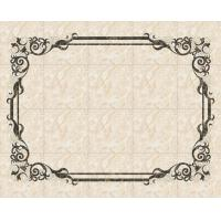 Wholesale Parquet, natural stone parquet, engineered stone water jet medallion from china suppliers