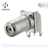 Wholesale F connector with brackets from china suppliers