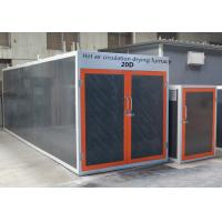 Buy cheap Hot air circulation drying furnace 20D90℃ Food drying oven Made in China xingqiang from wholesalers