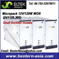 Wholesale 12v dc rectifier manufacturer Eltek 241120.300 Micropack 12/120 WOR from china suppliers
