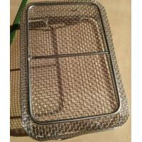 Wholesale Reusable medical disinfection wire mesh instrument sterilization basket from china suppliers