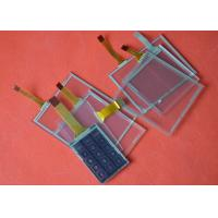 Wholesale Waterproof 4 Wire Resistive Touch Screen Durable 82% Transparancy from china suppliers