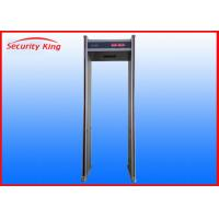 Wholesale Walk Through Metal Detector Body Scanner XST-F24 With Password Management from china suppliers
