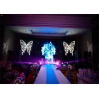 Wholesale HD Seamless indoor led display screen For Events , 64 x 64 Dots LED Stage Panels from china suppliers