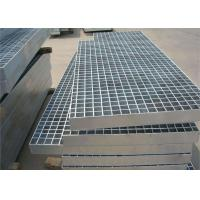 Buy cheap Stainless Steel Floor Grating Plain Bearing Bar Galvanised Steel Grating from wholesalers