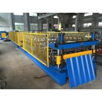 Wholesale Building Material Steel Wall Panel Roll Forming Machine With Hydraulic Station from china suppliers
