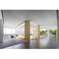Environmental Aluminum Open Cell Ceiling ,  Suspended  Open Cell Ceiling Panels