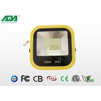 Quality Professional High Power Waterproof 100w Outdoor LED Flood Lights 2800-3300K ,  6000-6500k for sale