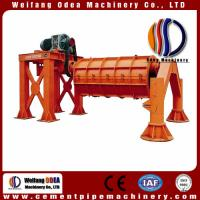 Wholesale Machine for making concrete pipe , cement pipe making machine from china suppliers