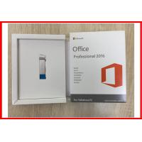 Wholesale English Microsoft Office 2016 Professional Retail Product Key With USB 3.0 from china suppliers