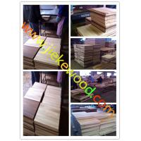 Wholesale sell solid wood carbonize  chopping board from china suppliers