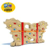 Kids Outdoor Rock Climbing Wall , Amusement Park Rock Wall Climbing For Kids