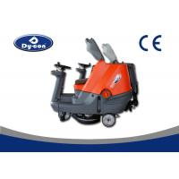 Wholesale CE Certificated Ride On Auto Floor Scrubber Machine , Tile Cleaning Machine from china suppliers
