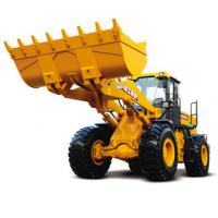 Quality LW500FN Wheel Loader Earth Moving Machinery With Intelligent Operation for sale