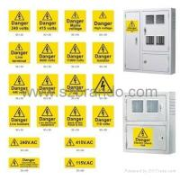 Quality Safety Tagout , Safety labels, Warning Tapes for sale