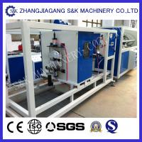 Buy cheap Large Diameter Pipe Extrusion Machine SJ-80 80mm With Low Noise from wholesalers