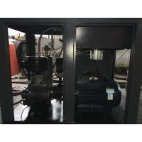 Quality Electric 22kw 30hp 3 Phase Air Compressor High Pressure With Tank for sale