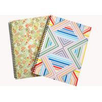Wholesale A4 / A5 hard cover 128g +2mm grey board Spiral Bound Notepad from china suppliers