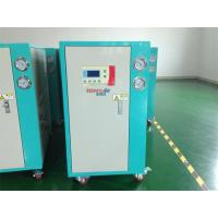 Wholesale 8 ~ 43 Ton R410 Refrigerant Industrial Water Chiller With Panasonic Compressors from china suppliers