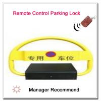 Wholesale Cheap Remote Control Car Position Wheel Parking Barrier Car Lot Spot Protection Lock from china suppliers