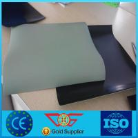 Wholesale pvc waterproof membrane sheet pond liner 1.0mm thickness from china suppliers