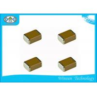Wholesale High Voltage Multilayer Ceramic Capacitors 0603 - 2225 For Voltage Multipliers from china suppliers