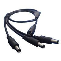 Buy cheap 1 to 3 dc splitting cable from wholesalers