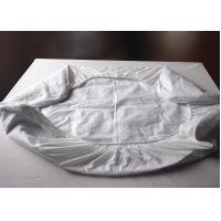 Wholesale Waterproof Single Mattress Protector / Mattress Protection Cover from china suppliers