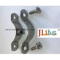 Wholesale No Rubber Coated Cast Iron Pipe Clamps With Stainless Steel 304 Material from china suppliers