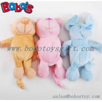 Wholesale ECO-Friendly Soft Plush Stuffed Aniaml Pet Toy With Squeaker from china suppliers