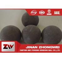 "Wholesale South America Mining Special use 3"" hardness60-65HRC Forged Steel Ball from china suppliers"