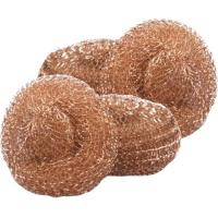 Wholesale 100% Copper Mesh Scourers,Copper Scouring Pads,Copper Scrubber,Brass Cleaning Ball from china suppliers