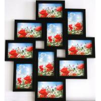 Wholesale wholesale PS photo frame black photo frame collage photo frame home decoration from china suppliers